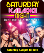 Saturday karaoke